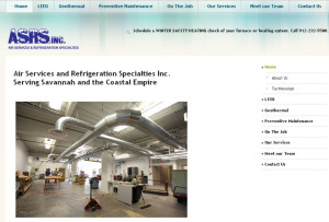 Air Services Refrigeration Savannah