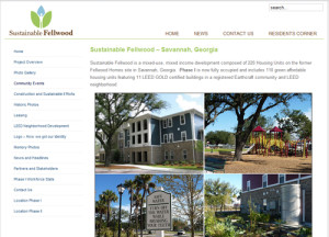 Sustainable Fellwood Savannah Affordable Housing