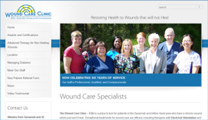 Wound Care Clinic Medical Care Savannah