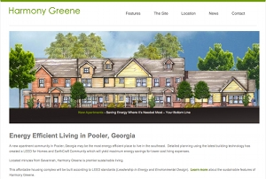 Harmony Greene Apartments Pooler GA