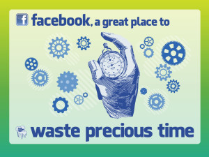 Time on Facebook - Productive or a Waste?