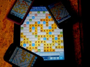 Words with Friends - A Conversation